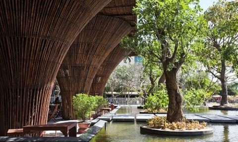 Việt Nam đoạt 4 giải thưởng Kiến trúc xanh