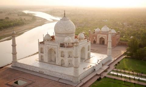 Những công trình kiến trúc tuyệt đẹp tại Ấn Độ