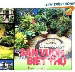 Thiết kế sân vườn, biệt thự – Thiên Kim