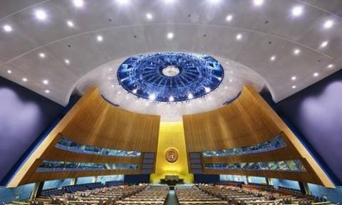 Thiết kế của 12 trụ sở cơ quan quyền lực nhất thế giới