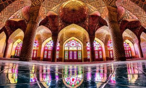 Choáng ngợp với kiến trúc của nhà thờ Hồi giáo