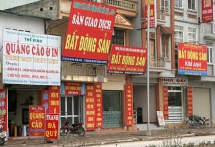 Đề xuất bỏ giao dịch bất động sản qua sàn
