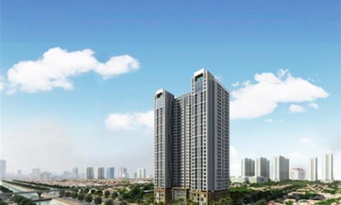 Mở bán căn hộ cách Hồ Hoàn Kiếm 7 phút đi xe chỉ 1,4 tỷ/căn