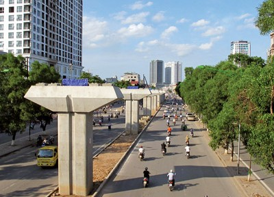 Kết nối đường sắt đô thị Hà Nội – Cơ hội & thách thức