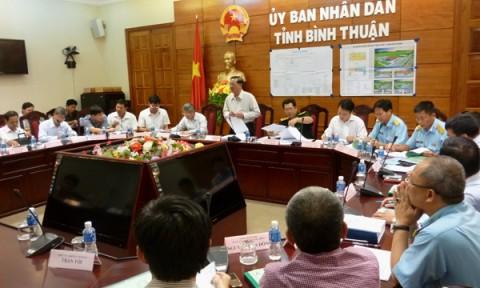 Dự kiến sân bay Phan Thiết sẽ hoạt động vào năm 2018
