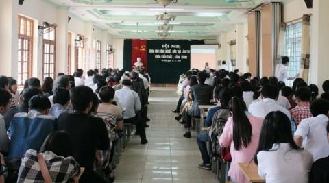 ĐH Phương Đông: Hội nghị khoa học công nghệ và Đào tạo lần thứ XI- 2013