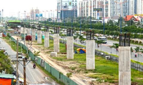 Một km đường sắt đô thị có giá hơn 100 triệu USD