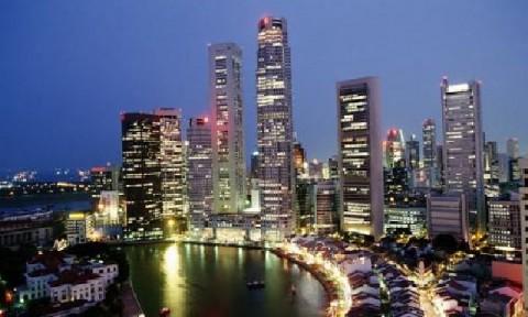 Thị trường nhà ở Singapore sụt giảm