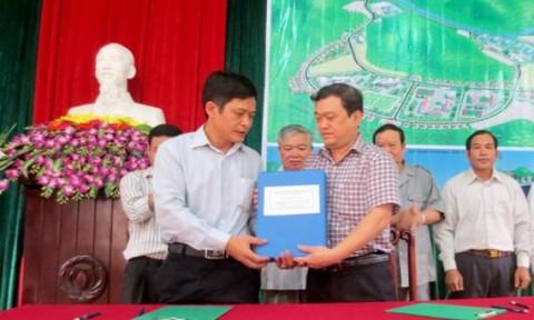 Thanh Hóa: Công bố quy hoạch chung xây dựng đô thị Mường Mìn