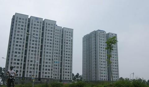 Nhà cho người thu nhập thấp: Giá tạm tính đến bao giờ?