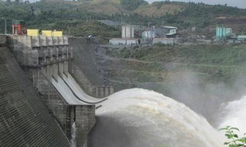 Lên phương án giảm thiệt hại nếu vỡ đập sông Tranh