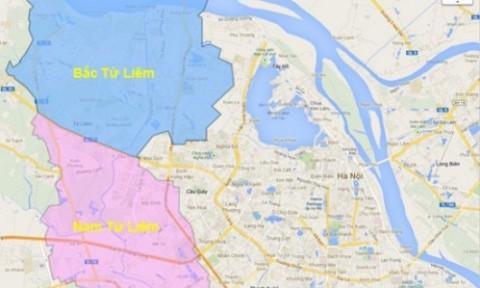 Thủ tướng tiếp tục có ý kiến về đề án lập hai quận Từ Liêm