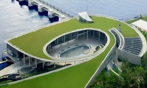 Kiến trúc xanh và xu hướng thế giới