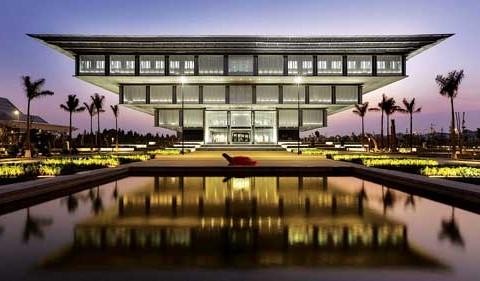 Kiến trúc & không gian đô thị – Nét duyên – cái đẹp