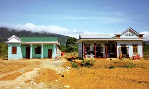 Chính sách đất đai về đất ở tái định cư nông thôn