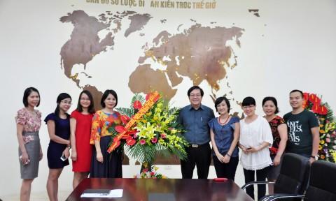 Kỉ niệm ngày báo chí cách mạng Việt Nam 21-6/2013