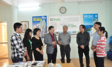 Nhìn nhận chặng đường 20 năm phát triển của Tạp chí Kiến trúc Việt Nam