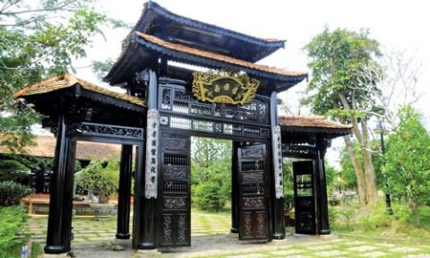 Bảo tồn nhà rường trong cấu trúc tổng thể đô thị Huế xưa