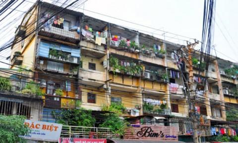 Nhiều dự án nhà chung cư thiếu khu vui chơi cho trẻ em