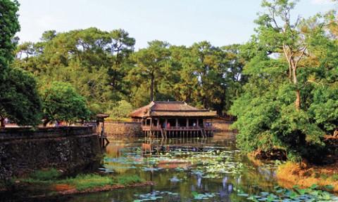 Một đô thị cộng sinh giữa thiên nhiên văn hóa và lịch sử