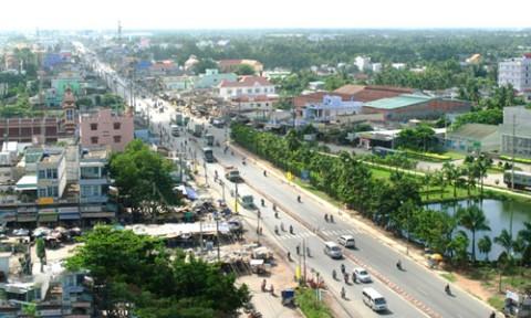 Đất nền giá rẻ ven khu Nam Sài Gòn đua nhau bung hàng