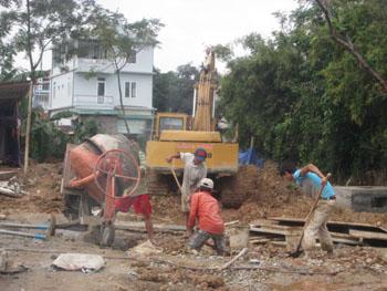 Huế: Dự án hàng chục năm vẫn treo khiến dân cơ cực