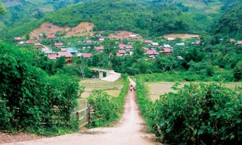 Chuyên đề: Nhìn lại kiến trúc, quy hoạch nông thôn mới
