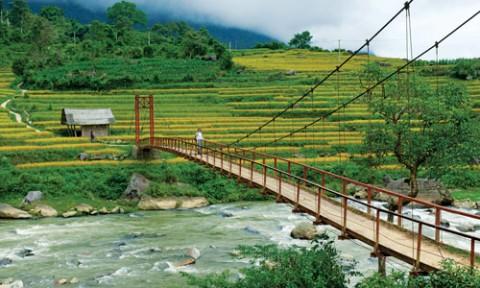 Cơ sở hạ tầng nông thôn mới 5 năm nhìn lại