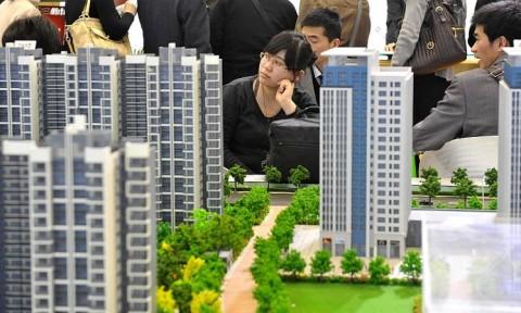 Bung hàng đón người nước ngoài mua nhà