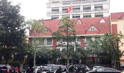 Chánh thanh tra Bộ trả lời về vụ nhà công 35 Điện Biên Phủ chậm thu hồi