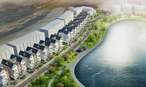 Hà Nội: Cưỡng chế thu hồi đất 3 dự án tại Hoàng Mai