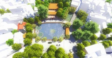 Spec Go Green 2014: Trả lại màu xanh cho làng Triều Khúc / Nhóm SV ĐH Phương Đông