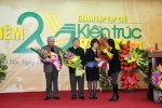 20 năm thành lập Tạp chí Kiến trúc Việt Nam
