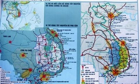 Quy hoạch xây dựng vùng Tây Nguyên đến năm 2030