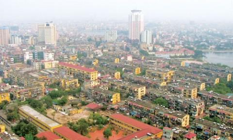 Thực trạng và giải pháp cải tạo xây dựng chung cư cũ