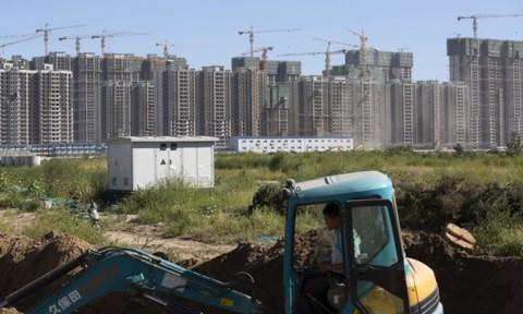 Bất động sản Trung Quốc bước vào thời kỳ suy giảm
