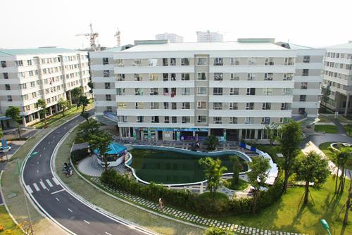Hà Nội có 44 dự án nhà ở xã hội, nhà thu nhập th