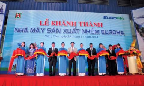Euroha Aluminum – Nhôm Châu Âu cho dấu ấn công trình Việt