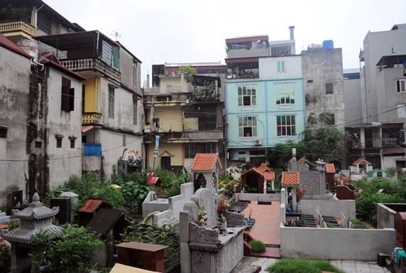 nghiadia Cùng nhìn qua các tác hại khi làm nhà gần nghĩa địa