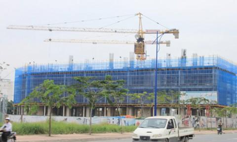 Nguồn cung căn hộ Tp.HCM tăng gấp đôi trong 12 tháng