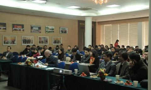 Công bố thông tin chính thức Hội thảo thiết kế quốc tế AIAC – 2015.