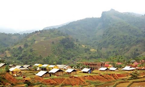 Khu tái định cư thủy điện Sơn La, tỉnh Lai Châu