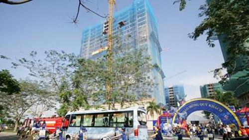 Một dự án nhà ở xã hội tại Tp.Hồ Chí Minh