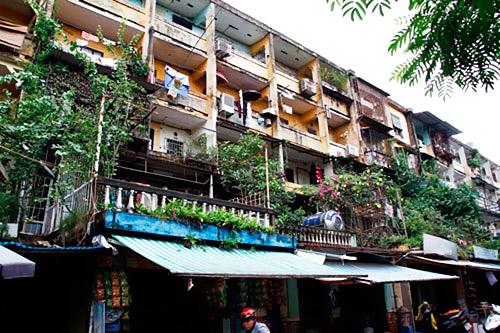 """Nếu không giải quyết được các """"nút thắt"""", việc cải tạo chung cư cũ ở Hà Nội vẫn giậm chân tại chỗ"""