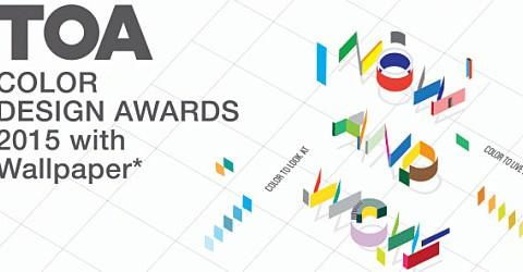 Cuộc thi thiết kế màu sắc TOA Color Design Awards 2015