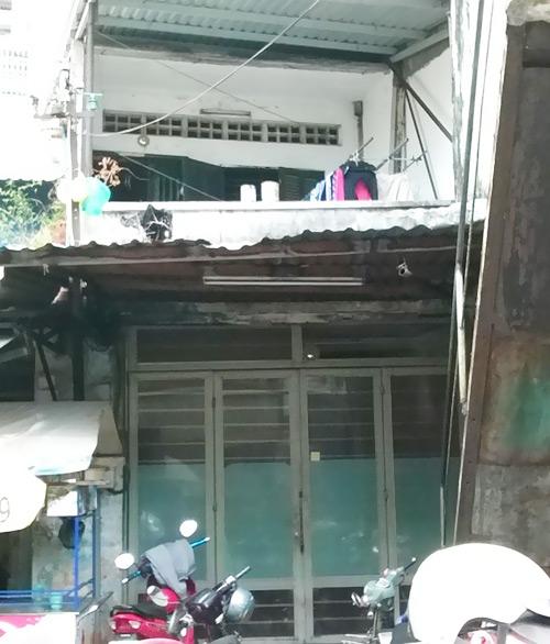 Nhà ông Lương Tô Hà thuê của nhà nước nhưng bị người khác đem bán