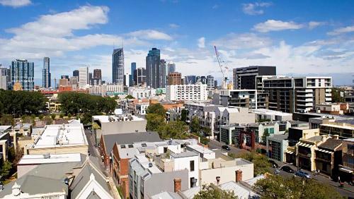 """Australia là một trong những thị trường nhà đất """"nóng"""" nhất thế giới."""