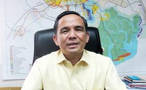Ông Lê Hoàng Châu, Chủ tịch Hiệp hội Bất động sản TP. HCM