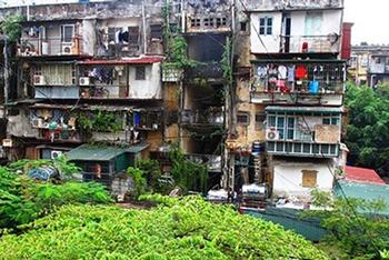 Hà Nội: Đề xuất cải tạo chung cư cũ Thành Công với 86 toà nhà