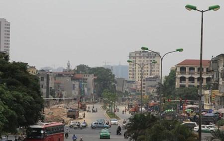 """Đường Nguyễn Văn Huyên kéo dài soán ngôi """"con đường đắt nhất hành tinh"""" Ô Chợ Dừa - Hoàng Cầu, với mức đầu tư gần 1.000 tỷ đồng."""